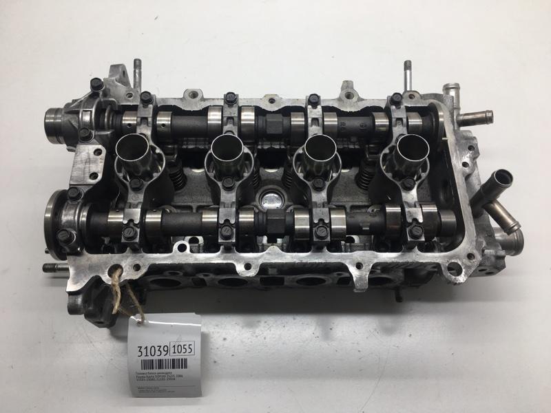 Головка блока цилиндров Toyota Ractis SCP100 2SZFE 2006 (б/у)