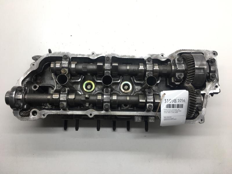 Головка блока цилиндров Lexus Rx300 MCU15L 1MZFE 2002 левая (б/у)