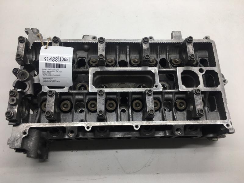Головка блока цилиндров Mazda Atenza GGEP LFVE 2005 (б/у)