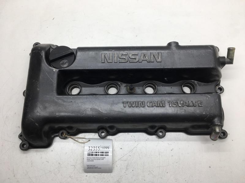 Крышка головки блока цилиндров Nissan Tino HV10 SR20DE 2000 (б/у)