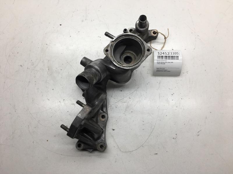 Корпус термостата Honda Odyssey RA5 J30A 1999 (б/у)