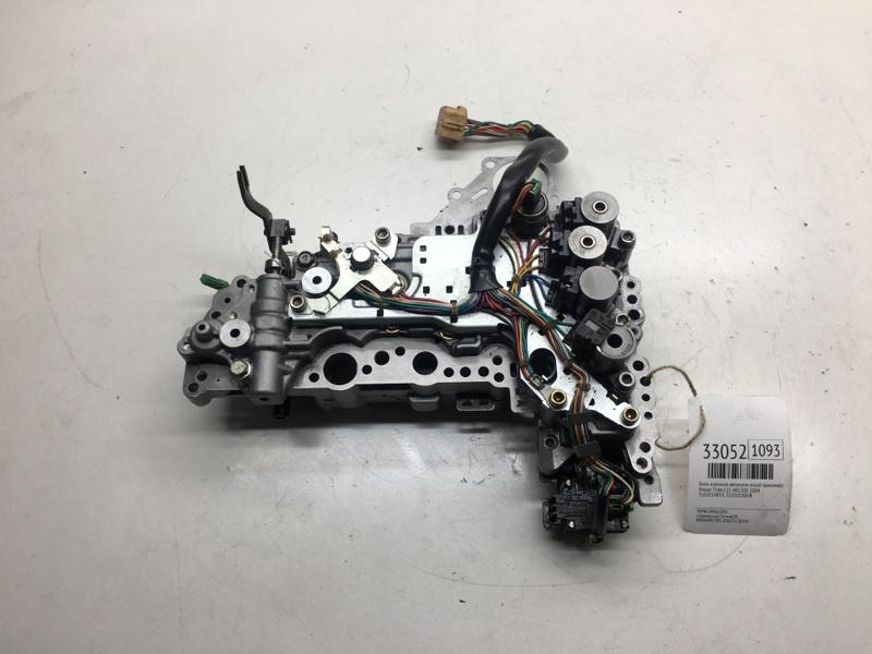 Блок клапанов автоматической трансмиссии Nissan Tiida C11 HR15DE 2004 (б/у)