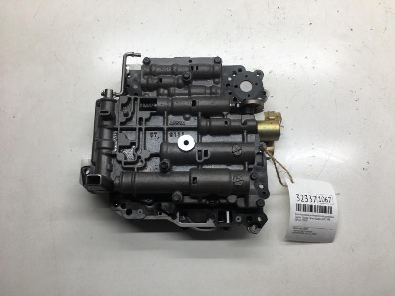 Блок клапанов автоматической трансмиссии Toyota Corolla Ceres AE100 5AFE 1993 (б/у)