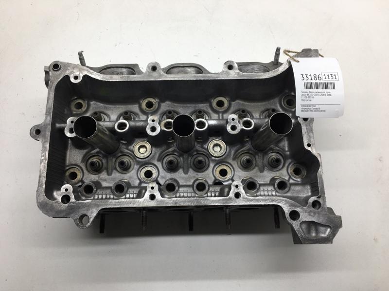Головка блока цилиндров Lexus Rx350 GSU35 2GRFE 2006 правая (б/у)