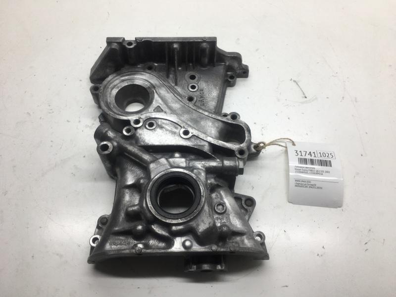 Лобовина двигателя Nissan Sunny FNB15 QG15DE 2002 (б/у)