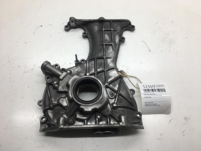Лобовина двигателя Nissan Tino HV10 SR20DE 2000 (б/у)