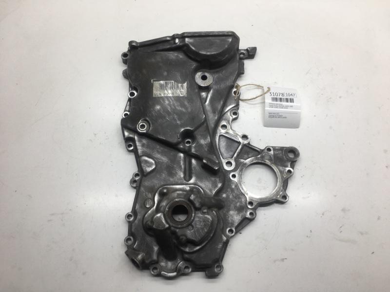 Лобовина двигателя Toyota Probox NCP58G 1NZFE 2003 (б/у)
