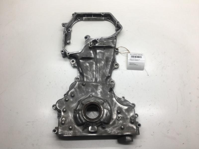 Лобовина двигателя Nissan X-Trail T30 QR20DE 2005 (б/у)