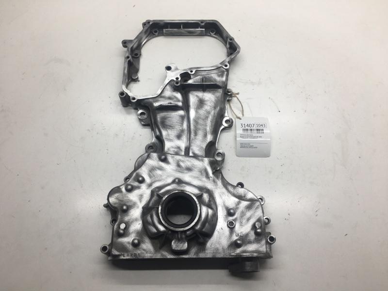 Лобовина двигателя Nissan X-Trail NT30 QR20DE 2002 (б/у)