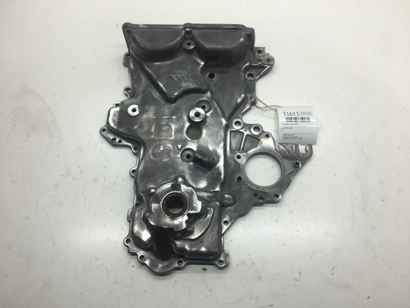 Лобовина двигателя Hyundai Accent RB G4FD 2011 (б/у)