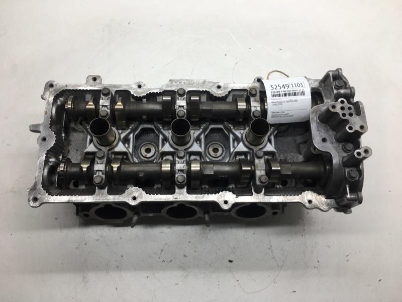 Головка блока цилиндров Nissan Teana J31 VQ35DE 2006 левая (б/у)
