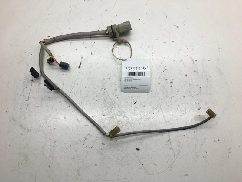 Проводка акпп Toyota Bb NCP30 2NZFE 2000 (б/у)