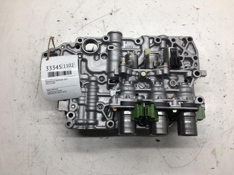 Блок клапанов автоматической трансмиссии Mazda Demio DW3W B3E 2000 (б/у)