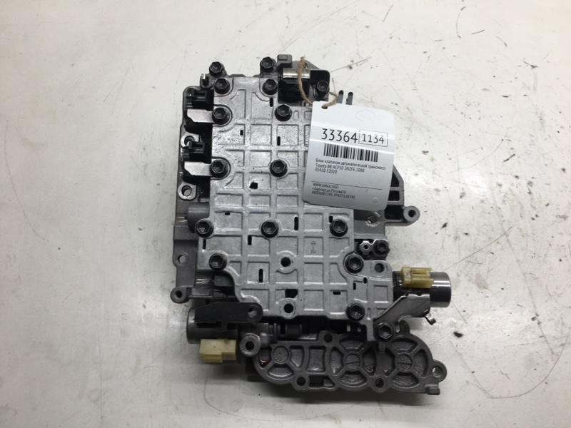 Блок клапанов автоматической трансмиссии Toyota Bb NCP30 2NZFE 2000 (б/у)