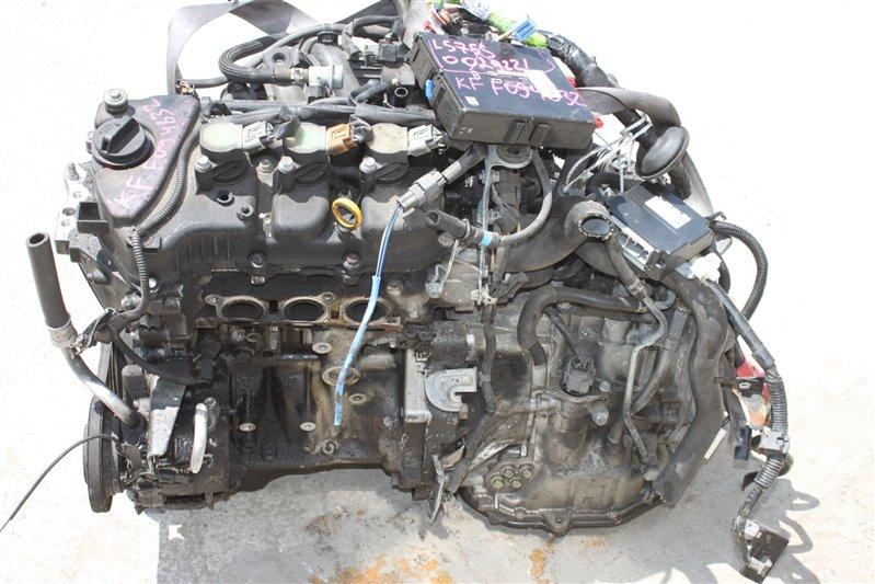 Двигатель Daihatsu Move Conte L575S KFVE F094832 (б/у)