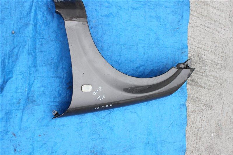 Крыло Toyota Mr-S ZZW30 1ZZ-FE переднее левое (б/у)