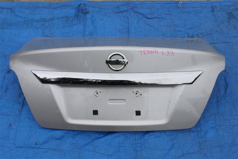 Крышка багажника Nissan Teana L33 (б/у)