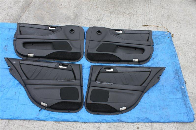 Обшивка дверей Toyota Aristo JZS161 (б/у)