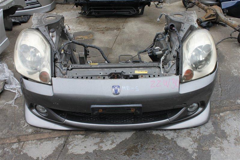 Nose cut Toyota Mr-S ZZW30 1ZZ-FE (б/у)