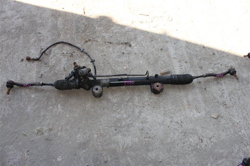 Рулевая рейка Nissan Fuga PY50 VQ35DE передняя (б/у)
