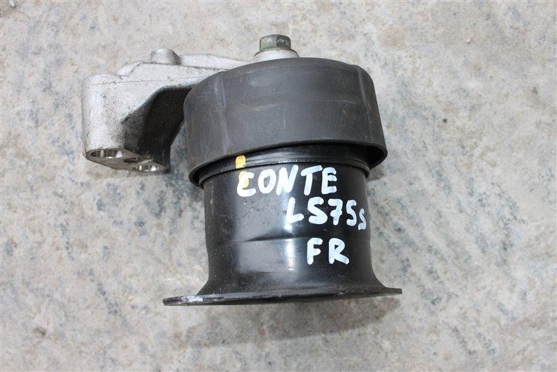Подушка двигателя Daihatsu Move Conte L575S KFVE правая (б/у)
