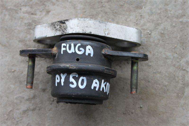 Подушка кпп Nissan Fuga PY50 VQ35DE (б/у)