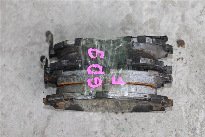 Тормозные колодки Subaru Impreza GD9 EJ204 переднее (б/у)