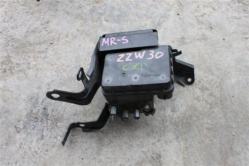 Блок abs Toyota Mr-S ZZW30 1ZZ-FE (б/у)