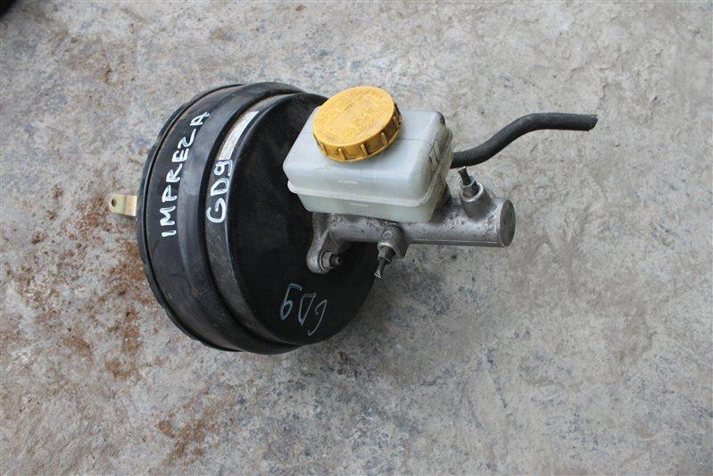 Главный тормозной цилиндр Subaru Impreza GD9 EJ204 (б/у)