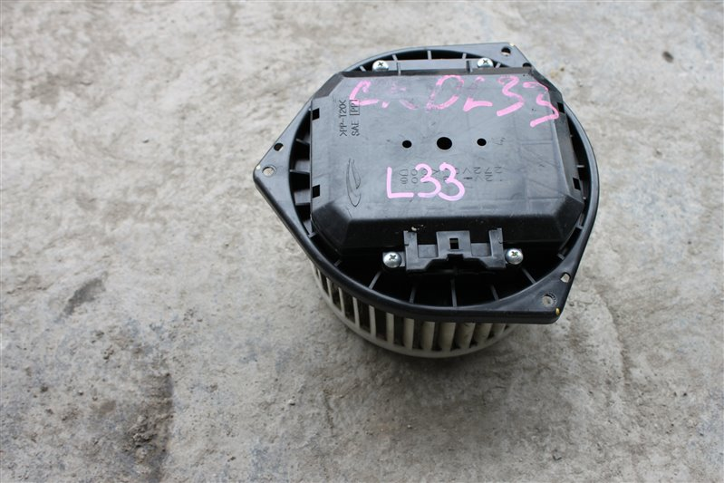 Мотор печки Nissan Teana L33 QR25 (б/у)