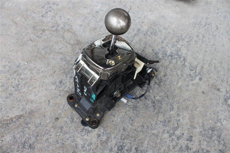 Селектор акпп Toyota Mr-S ZZW30 1ZZ-FE (б/у)