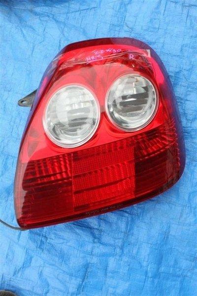 Стоп-сигнал Toyota Mr-S ZZW30 1ZZ-FE правый (б/у)