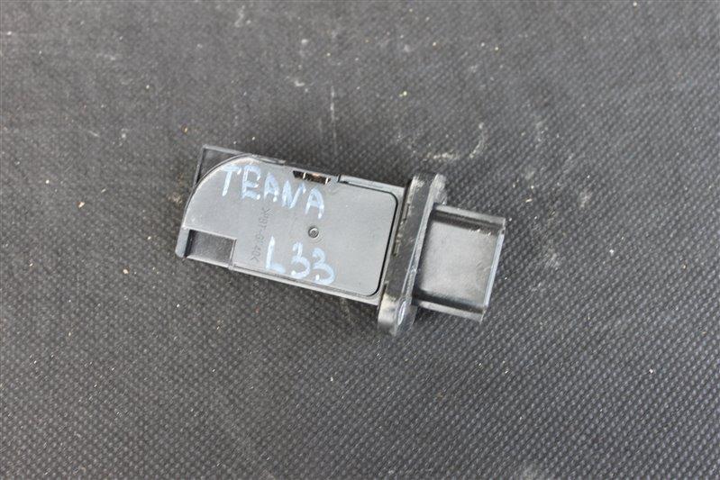 Расходомер воздушный Nissan Teana L33 QR25 (б/у)