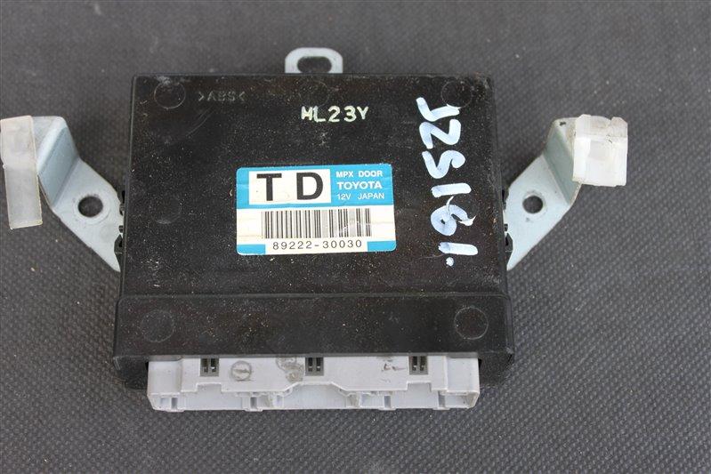 Блок управления дверьми Toyota Aristo JZS161 2JZ (б/у)