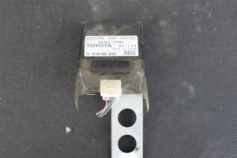 Блок управления Toyota Mr-S ZZW30 1ZZ-FE (б/у)