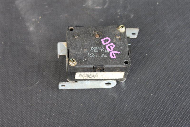 Сервопривод заслонок печки Honda Integra DB6 ZC (б/у)