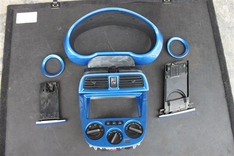 Консоль магнитофона Subaru Impreza GD9 (б/у)