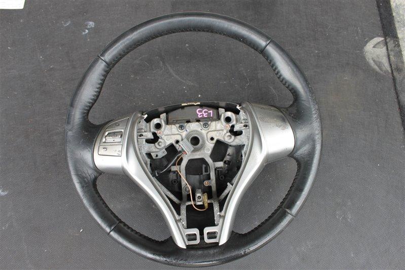 Руль Nissan Teana L33 QR25 (б/у)