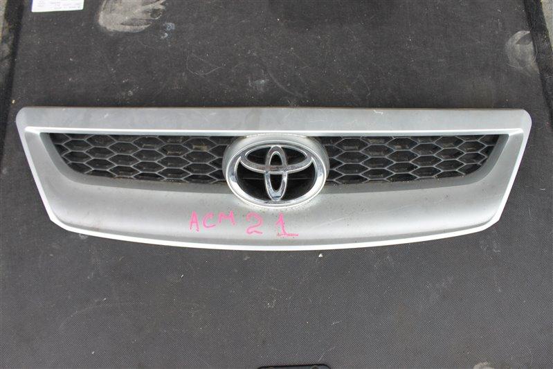 Решетка радиатора Toyota Ipsum ACM21 2AZ-FE (б/у)