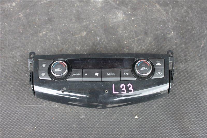 Климат-контроль Nissan Teana L33 (б/у)