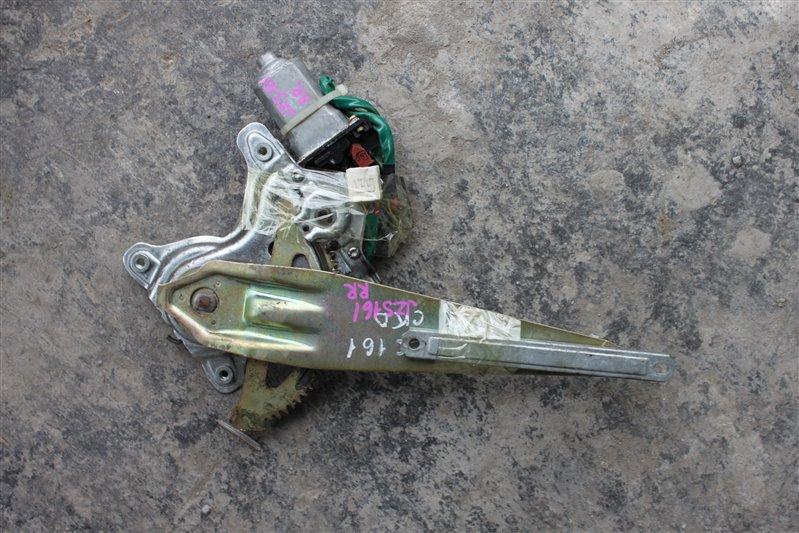 Стеклоподъемник Toyota Aristo JZS161 2JZ задний правый (б/у)