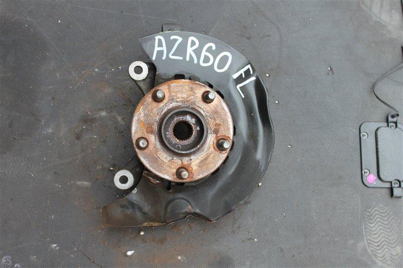 Ступица Toyota Noah AZR60 1AZ-FSE передняя левая (б/у)