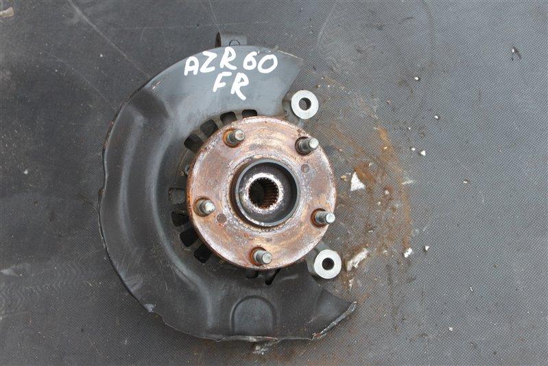 Ступица Toyota Noah AZR60 1AZ-FSE передняя правая (б/у)