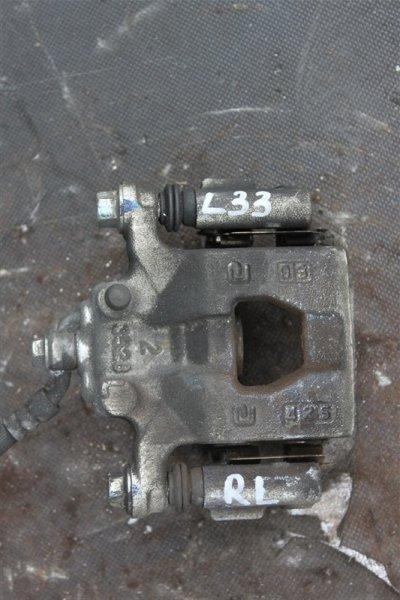 Суппорт Nissan Teana L33 задний левый (б/у)