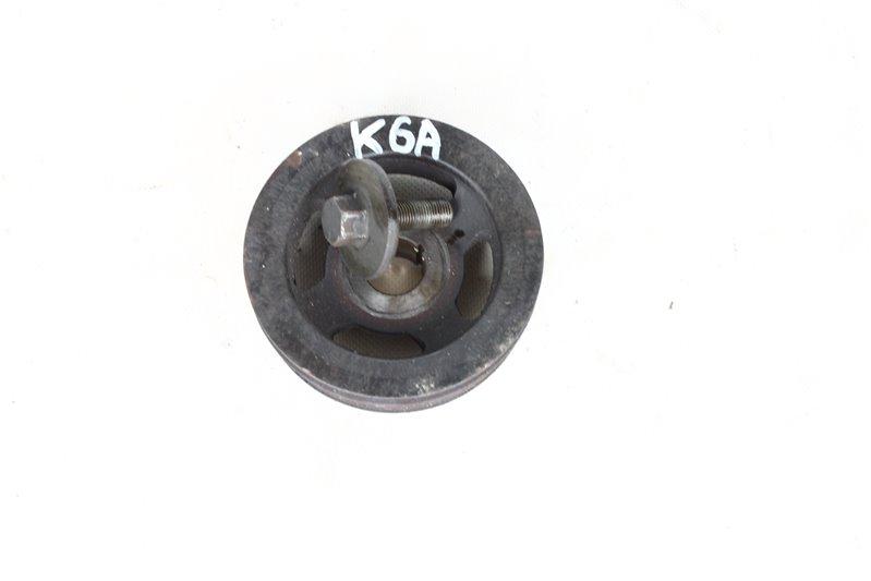 Шкив коленвала Suzuki Jimny JB23W K6A (б/у)