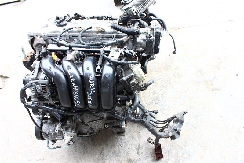 Двигатель Toyota Auris ZRE186 2ZRFAE 1189050 (б/у)