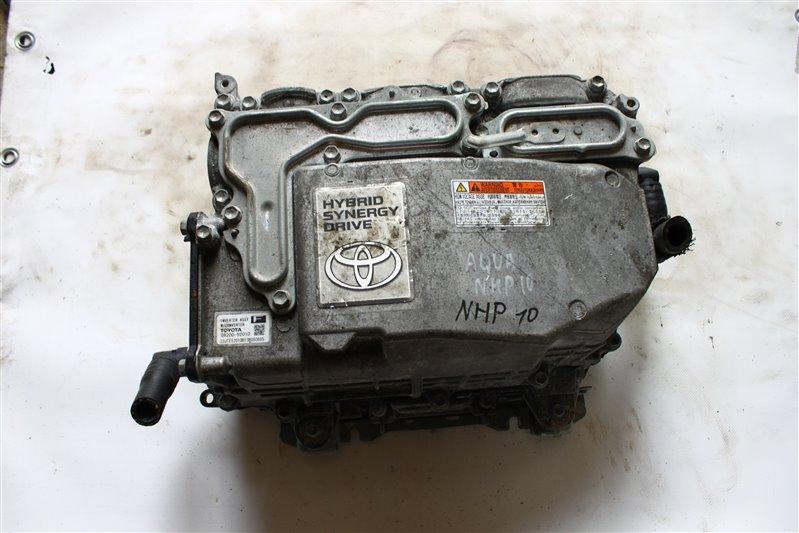 Инвертор Toyota Aqua NHP10 1NZ-FXE (б/у)