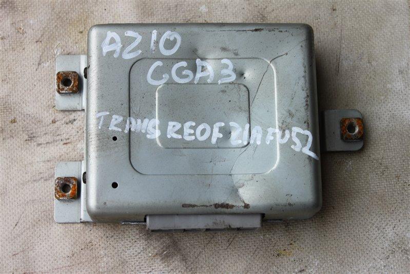 Блок переключения кпп Nissan Cube AZ10 CGA3 (б/у)
