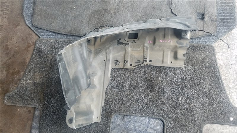 Защита бампера Toyota Raum NCZ20 (б/у)
