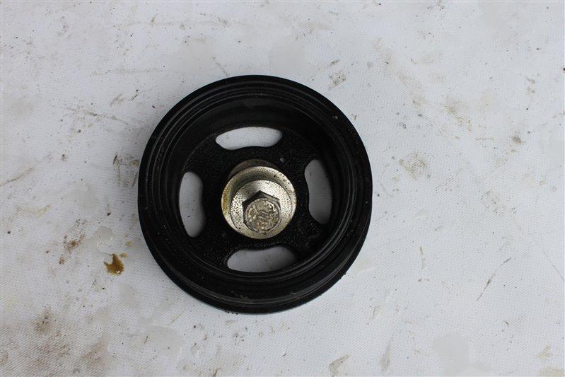 Шкив коленвала Toyota Camry AVV50 2AR (б/у)